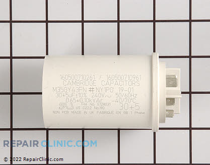 Capacitor 160500710261    Main Product View