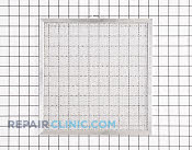 Grease Filter - Part # 1931572 Mfg Part # SR610092