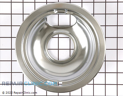 6 Inch Burner Drip Bowl 00484637 Main Product View