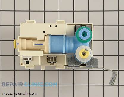 Water Inlet Valve W10159839       Main Product View