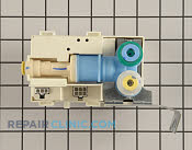 Water Inlet Valve - Part # 1389142 Mfg Part # W10159839