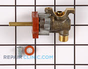 Surface Burner Valve - Part # 1029052 Mfg Part # 00414116