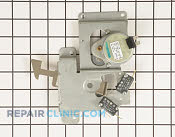 Door Lock Motor and Switch Assembly - Part # 1101921 Mfg Part # 00486757