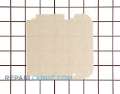 Waveguide Cover - Part # 2083745 Mfg Part # DE71-60461A