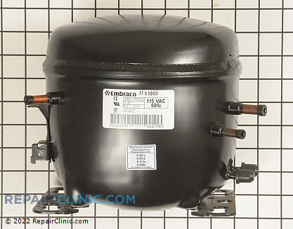 Compressor 5304428314 Main Product View
