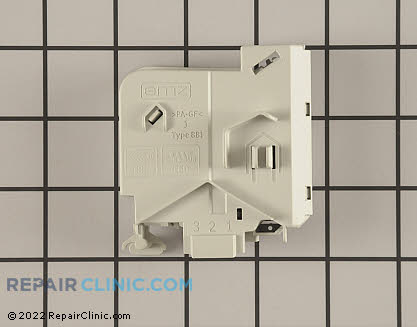 Door or Lid Latch Assembly 00612148 Main Product View