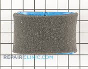 Air Filter - Part # 1604331 Mfg Part # 17211-ZF5-V01