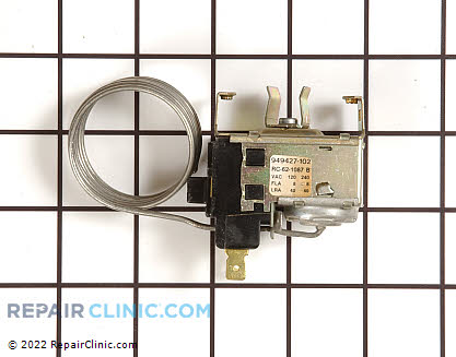 Temperature Control Thermostat 52881-56 Main Product View