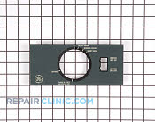 Label - Part # 272690 Mfg Part # WD34X10080