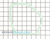 Crankcase Gasket - Part # 1617331 Mfg Part # 11381-ZH8-801