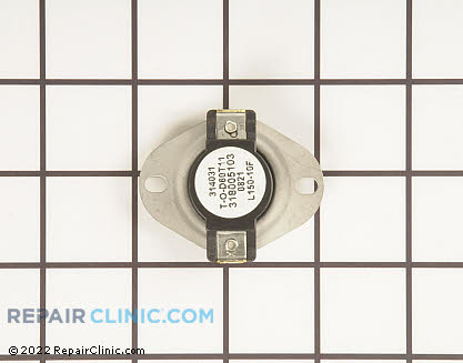 Cycling Thermostat 318005103 Main Product View