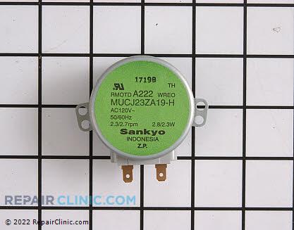 Turntable Motor RMOTDA222WRE0 Main Product View