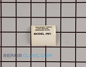 Label - Part # 510365 Mfg Part # 3206299