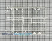 Lower Dishrack Assembly - Part # 272227 Mfg Part # WD28X10003