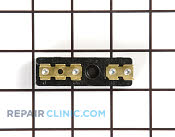 Terminal block - svce (pro wall hoods) - Part # 1376345 Mfg Part # 811173
