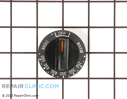 Thermostat Knob 5303131953 Main Product View