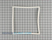 Freezer Door Gasket - Part # 641060 Mfg Part # 5308008771