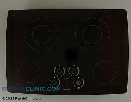 Glass Cooktop 00187298 Main Product View
