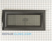 Microwave Oven Door - Part # 961150 Mfg Part # 8185222
