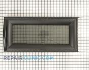 Microwave Oven Door - Part # 961150 Mfg Part # 8185222