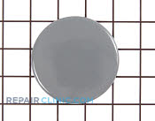 Surface Burner Cap - Part # 504296 Mfg Part # 3191905