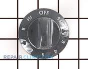 Control Knob - Part # 823608 Mfg Part # 316109606