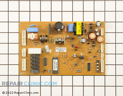 Main Control Board 6871JB1375H     Main Product View