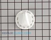 Thermostat Knob - Part # 769163 Mfg Part # WB03X10029