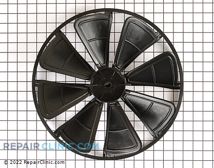 Fan Blade 112170000007 Main Product View