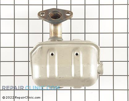 Muffler 18310-ZF1-000 Main Product View