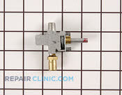 Gas Burner & Control Valve - Part # 328190 Mfg Part # 0063672