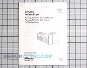 Manuals, Care Guides & Literature - Part # 219966 Mfg Part # RS4200002