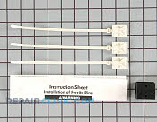 Triac, Diode & Resistor - Part # 1027481 Mfg Part # 8190596