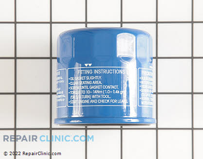 Oil Filter 15400-PFB-014 Main Product View