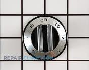 Control Knob - Part # 1240957 Mfg Part # Y0310526