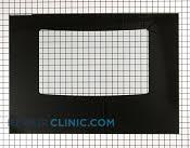Outer Door Glass - Part # 1056260 Mfg Part # 316427001