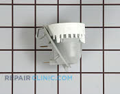 Light Socket - Part # 1450200 Mfg Part # W10134764
