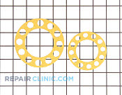 O-Ring - Part # 1206427 Mfg Part # 66799