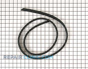 Dishwasher Door Gasket - Part # 943305 Mfg Part # WD01X10120