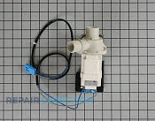 Drain Pump - Part # 1089358 Mfg Part # WH23X10020