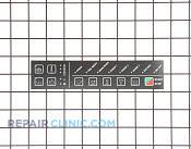 Overlay - Part # 763599 Mfg Part # 8053240