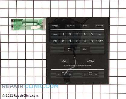 Key panel assy R0710184        Main Product View