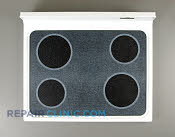 Cooktop - Part # 265230 Mfg Part # WB62X10008