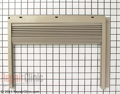 Window Side Curtain and Frame 10659802 Main Product View