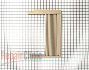 Window Side Curtain and Frame - Part # 285406 Mfg Part # WJ72X22