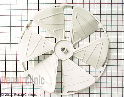 Blower Wheel & Fan Blade 112123770002 Main Product View