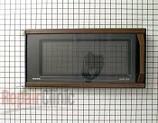Microwave Oven Door - Part # 263170 Mfg Part # WB56X1729
