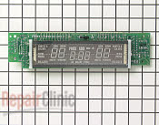 User Control and Display Board - Part # 834230 Mfg Part # 33002605