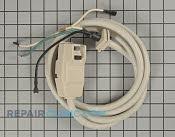 Power Cord - Part # 1174137 Mfg Part # 1187857