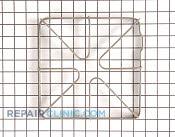 Burner Grate - Part # 770161 Mfg Part # WB31K10046